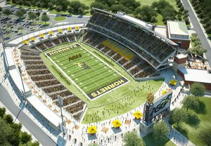 ASU Football Stadium Rendering