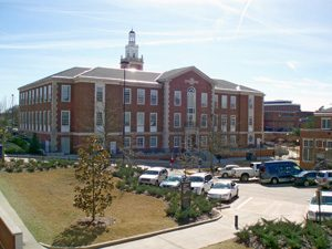 Ross Hall Addition Auburn University